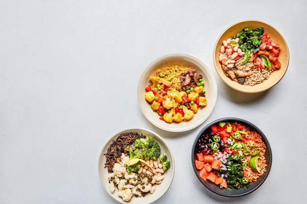 Make it Grain with Our New Grain Bowls
