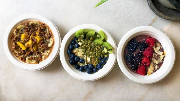 In The Mix: Smoothie Bowls