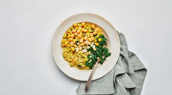 Meet Our NEW Grain Bowl: Coconut Curry