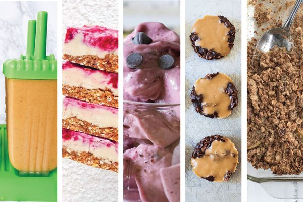 5 Healthy (& Easy!) Plant-Based Treats
