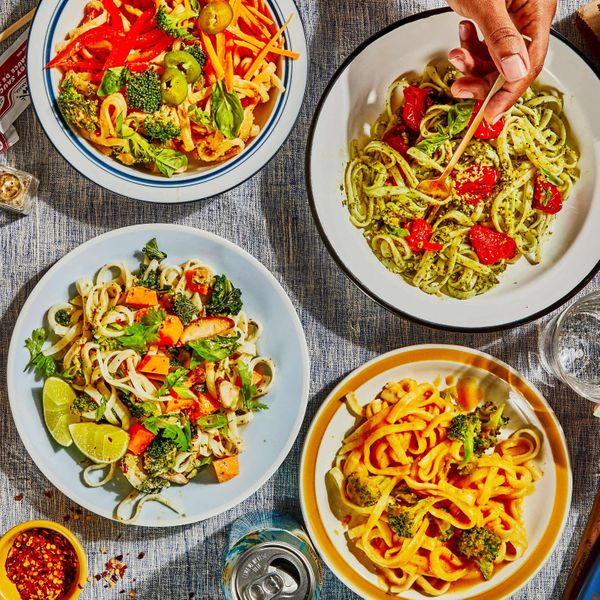 Why Noodles Are (& Should Be) A Staple in Your Healthy Diet