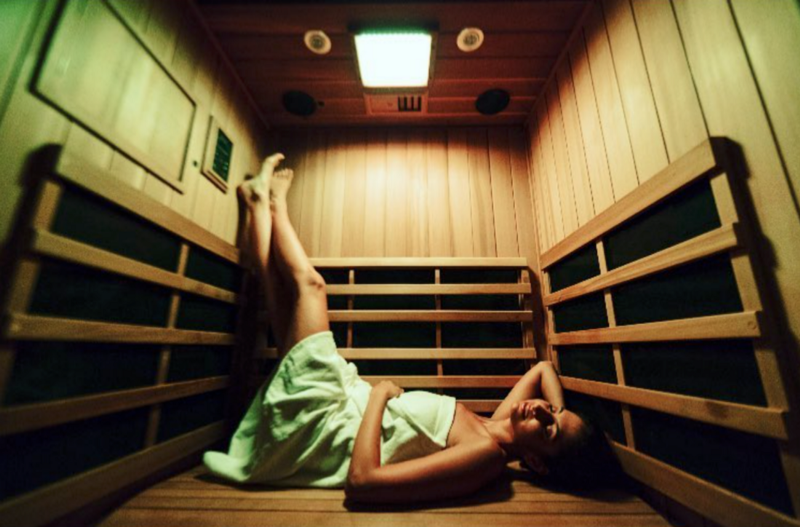 How a Sauna Can Cleanse Body & Mind