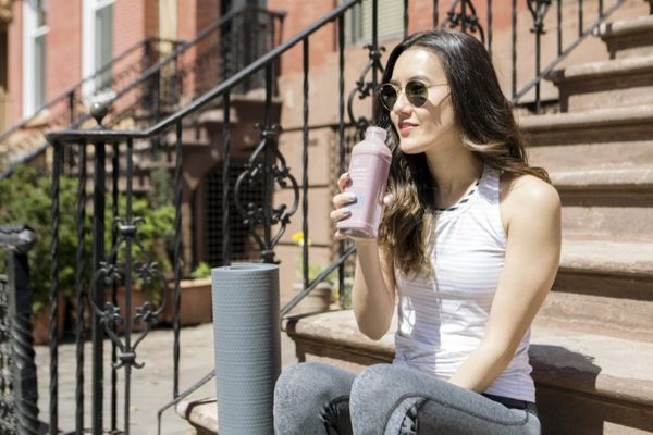 How to be Mindful With a Smoothie