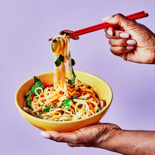 Noodle pull