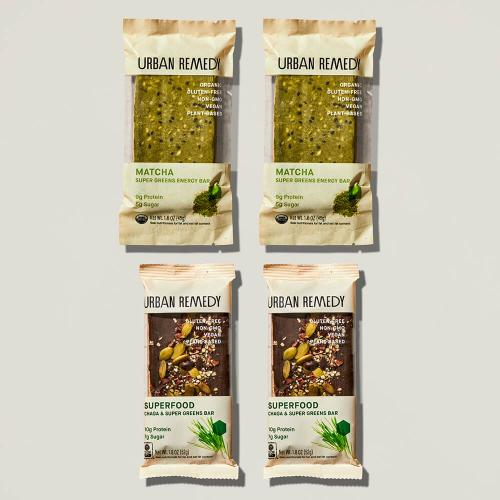 Protein Pack Bundle in Urban Remedy packaging