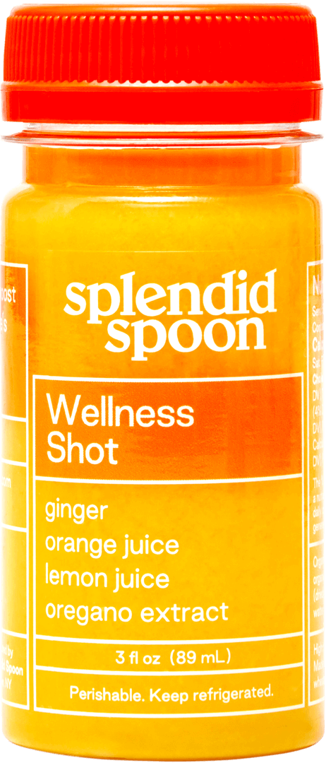 Wellness Shot bottle